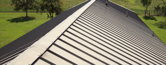 Metal roof by gold standard restorations the best roofers in naperville illinois