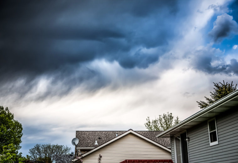 Common Types of Roof Storm Damage in Illinois